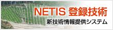 NETIS登録方法